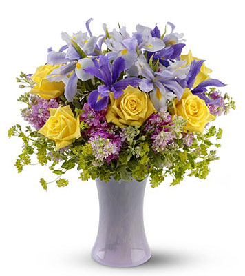Lavender Sunshine from Ashland Florist in Lexington, KY