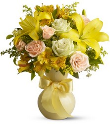 Sunny Smiles from Ashland Florist in Lexington, KY