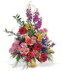 Sympathy Arrangements and Funeral Baskets